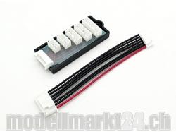 Balancer Board XH mit Anschlusskabel Polyquest