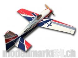 AeroPlusRC Edge 540 V3 60CC Spw. 2,36m Rot/Weiss/Blau
