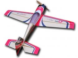 AeroPlusRC Extra 330 LT 120CC Spw. 2,7m Gold/Schwarz/Rot