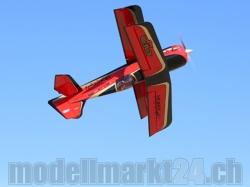 E-Flite Beast 60e Spw.1450mm ARF, RC Modellflugzeug