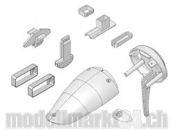 Kunststoffteilesatz EasyStar II von Multiplex