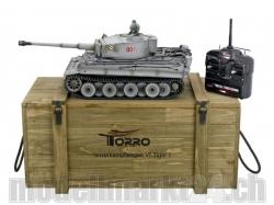 Tiger I. 360° Profi Metallausführung BB Version TORRO Panz..