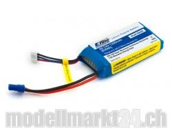 E-Flite LiPo-Akku 1300mAh 7.4V 20C 2S