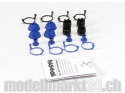 Traxxas 5378X Pivot Ball Caps und Staubschutz 4Stk.