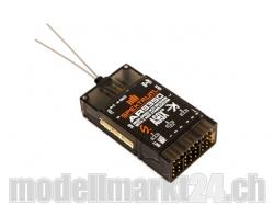 Spektrum AR9350 9-Kanal Empfänger mit AS3X und Telemetrie