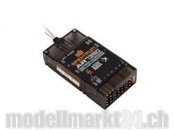 Spektrum AR7350 7-Kanal Empfänger mit AS3X und Telemetrie