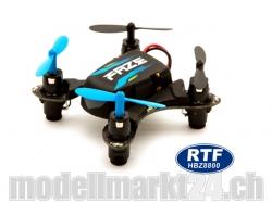 Hobbyzone FAZE V2 RTF Ultra Small Quadrocopter mit Autoflip