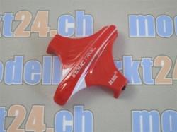 Kabinenhaube Rot zu Quadrocopter Inductrix von Blade