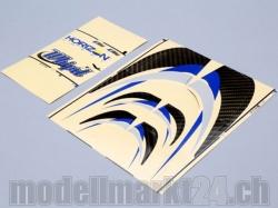 Dekorbogen UMX Whipit von E-Flite