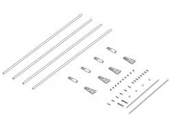 Flächenverstrebungen FunCub XL von Multiplex