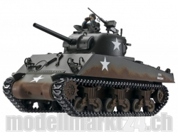 Panzer Sherman M4A3 Profi-Edition BB Version Torro RC 1:16..