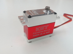KST X20-8.4-50 Servo HV 21mm 45kg Big Scale