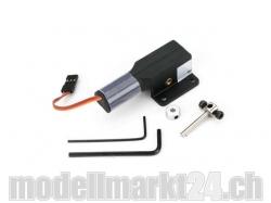 Elektr. Hauptfahrwerkseinheit 0.9-2.0kg 90°/0° von E-Flite