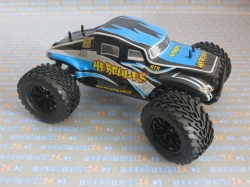 VRXRacing Hercules Mega MT 4WD 1:10 Monstertruck, Brushles..