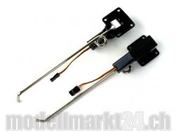 Einziehfahrwerk Elektrisch 2-Bein 0.9-2.0kg 74°/0° von E-F..