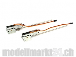 Einziehfahrwerk Elektrisch 2-Bein 2.25-4.3kg 90°/0° von E-..