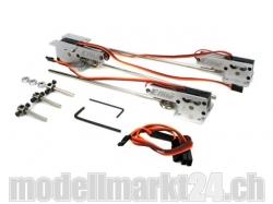 Einziehfahrwerk Elektrisch 3-Bein 2.25-4.3kg 90°/0° von E-..