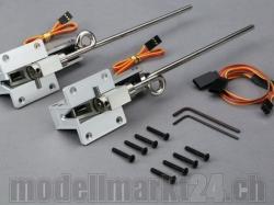 Einziehfahrwerk Elektrisch 2-Bein 3.6-6.8kg 95°/0° von E-F..