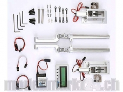 Einziehfahrwerk Elektrisch 2-Bein 9.0-15.9kg 90°/0° von E-..