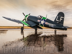 E-Flite F4U-4 Corsair Spw.1'220mm BNF mit AS3X