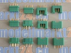 6 Paare MPX Hochstromstecker