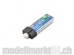 E-Flite LiPo-Akku 500mAh 3,7V 25C 1S UMX Connector