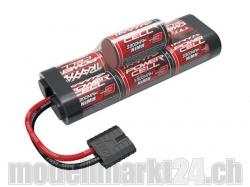 Traxxas Power-Cell NiMh-Akku 3300mAh 8,4V, 7 Zellen (Höcke..
