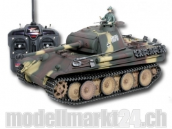 Panzer Panther Ausf. G-Hobby Edition 2.4 GHz 1/16 BB Schus..