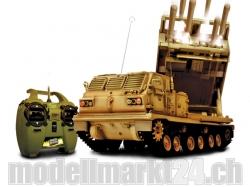 Raketenwerfer U.S. M270 MLRS 1/24  Sound-/Schussfunktion