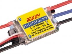 ROXXY BL Control 918 Regler, 18A, 5.5V/2A, 2-4S LiPo