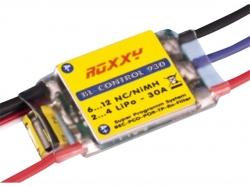 ROXXY BL Control 930 Regler, 30A, 5.5V/2A, 2-4S LiPo