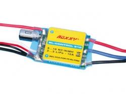 ROXXY BL Control 810 Regler, 10A, 5V/1.5A, 2-3S LiPo