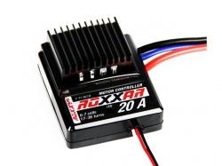 ROXXY Brushed Regler für Auto und Schiffsmodelle 20A 6-7NC
