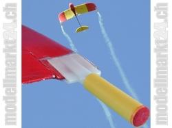 Tragflächenhalterung für AX9, AX-18 und AX-60 Rauchpatrone..