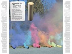 Rauchpatronen AX-18 gemischte Farben, 5Stk. ca. 4Min