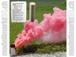 Rauchpatronen AX-18 Farbe Rot, 5Stk. ca. 2.5Min