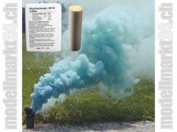 Rauchpatronen AX-18 Farbe Grün, 5Stk. ca. 4Min