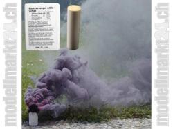Rauchpatronen AX-18 Farbe Schwarz, 5Stk. ca. 2.5Min