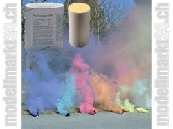 Rauchpatronen AX-60 gemischte Farben, 5Stk. ca. 2.5Min