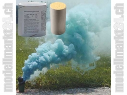 Rauchpatronen AX-60 Farbe Grün, 5Stk. ca. 4Min