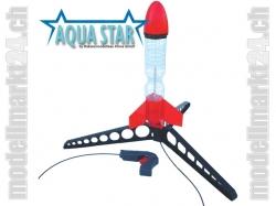 Wasserrakete Aqua Star Starterset