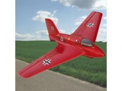 Me-163 mit Raketenantrieb, Spw.740mm, RC-Modellflugzeug