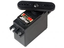 HiTec Servo D-645MW 32-bit 19.8mm 12.9kg HV mit Metall-Get..