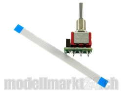 3-Stufen-Schalter (Kurz) für DS Fernsteuerung von Jeti