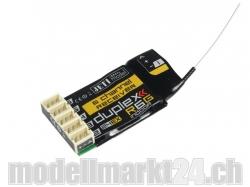 Jeti Empfänger Duplex R6G Indoo EX 2.4Ghz Telemetrie