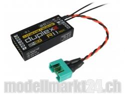 Jeti Empfänger Duplex 2.4EX R11 EPC 2.4Ghz Programmierbar