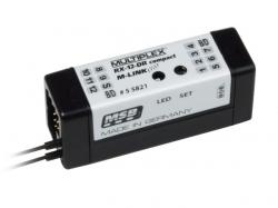 Multiplex Empfänger RX-12-DR compact M-LINK 2.4Ghz