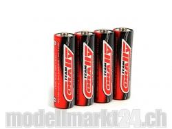 Super Alkaline Batterie Grösse AA 4Stk von Team Corally