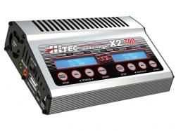 HiTEC Multicharger X2 700, Ladegerät bis 8S LiXX, 700W pro..