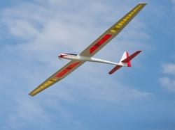 E-Flite Mystique 2.9m ARF, Segelflieger F5J/F3J-Klasse